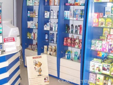 Mobilier pal farmacii