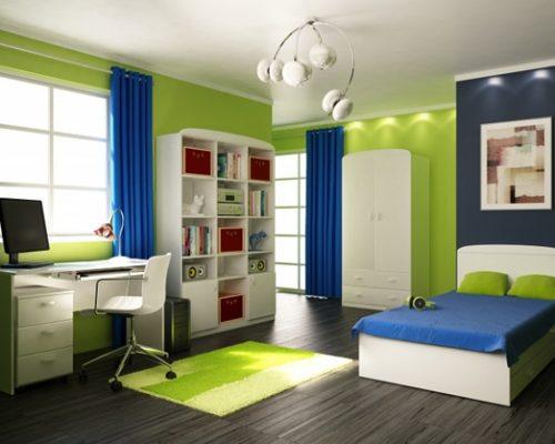 Cum sa mobilezi eficient camera unui copil de varsta scolara