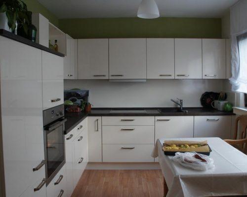 Idei pentru mobilarea unei bucatarii de dimensiuni mici